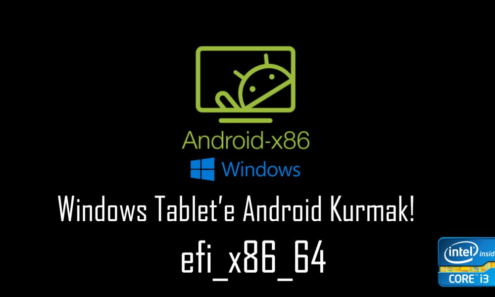 Windows Tablete Android Kuralım (VIDEO)